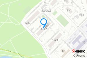Сдается двухкомнатная квартира в Москве м. Минская, улица Довженко, 12к2