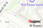 Схема проезда до компании Mercolor в Москве
