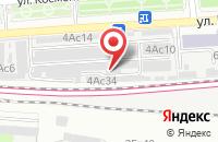 Схема проезда до компании Радонеж в Лермонтове