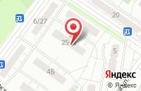 Схема проезда до компании Деймос в Москве