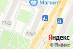 Схема проезда до компании Электронные системы-М в Москве