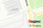 Схема проезда до компании Передвижной в Москве