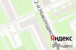 Схема проезда до компании Реал в Москве