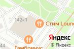 Схема проезда до компании Korsuper.ru в Москве