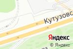 Схема проезда до компании Теплоход River Palace в Москве