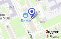 Схема проезда до компании АПТЕКА НА НОВОПОДМОСКОВНОМ в Москве