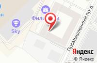 Схема проезда до компании Стройвост в Москве