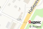 Схема проезда до компании Продуктовый магазин в Икше