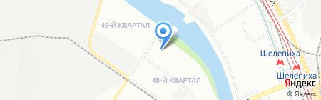 Trisar на карте Москвы
