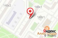 Схема проезда до компании Импарт в Москве