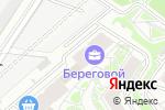 Схема проезда до компании Авто-Легион в Москве