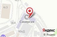 Схема проезда до компании Лига Пресс в Москве