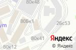 Схема проезда до компании Контекст Полиграфия в Москве