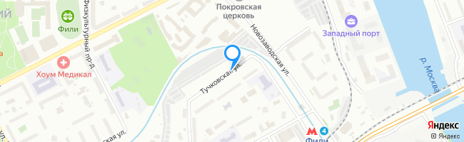 Тучковская улица