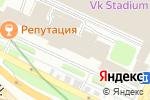 Схема проезда до компании РиЭль-Стоун в Москве