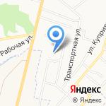 Отдел надзорной деятельности и профилактической работы на карте Щёкино