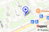 Схема проезда до компании ТИТОН М в Москве