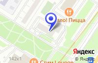 Схема проезда до компании НОТАРИУС СЕРОВА М.В. в Москве