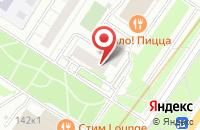 Схема проезда до компании Биг и Партнеры в Москве
