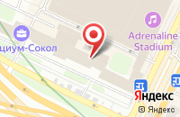 Схема проезда до компании Деловая Книга в Москве
