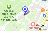 Схема проезда до компании АВТОШКОЛА ПЕРОВА-АВТО в Москве