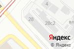 Схема проезда до компании МореПакетов в Москве