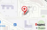 Схема проезда до компании Регион-Инвест в Москве