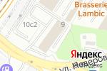 Схема проезда до компании ГРАВЕР в Москве
