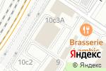 Схема проезда до компании Crosswall в Москве