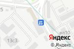 Схема проезда до компании СтройкаГРУПП в Москве