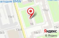 Схема проезда до компании Жизнь С Астмой в Москве