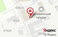 Схема проезда до компании Строймаркет в Москве