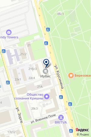 КОНСАЛТИНГОВАЯ КОМПАНИЯ 3R (REACT REALIZE RECRUIT) на карте Москвы