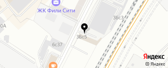 Доп-Центр на карте Москвы