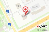 Схема проезда до компании Центральный архив Министерства обороны РФ в Подольске