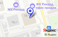 Схема проезда до компании ПРОИЗВОДСТВЕННОЕ ПРЕДПРИЯТИЕ ЛЕСТВИЦА в Москве