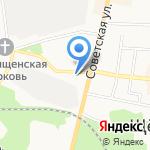 Автотехцентр на карте Щёкино