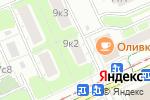 Схема проезда до компании Инсайт в Москве