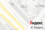 Схема проезда до компании Эффектпресс в Москве