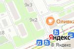 Схема проезда до компании АДЕкС в Москве