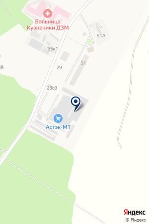ПАН РАСПИЛ на карте Москвы