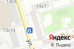 Схема проезда до компании REMS в Москве