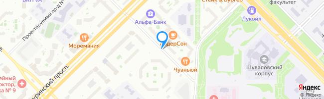 улица Шувалова