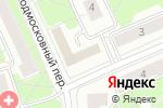 Схема проезда до компании Alpi-difram в Москве
