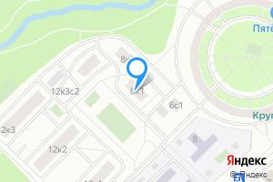 Сдается двухкомнатная квартира в Москве ул. Довженко, 8к1