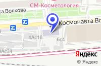 Схема проезда до компании ПТФ САМАРА-ИМПЭКС-КАБЕЛЬ в Москве