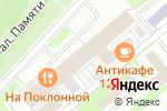 Схема проезда до компании Мастер-Р.О.С.С.И.И в Москве