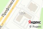 Схема проезда до компании Газпром сера в Москве