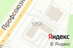 Схема проезда до компании Газпромохрана в Москве