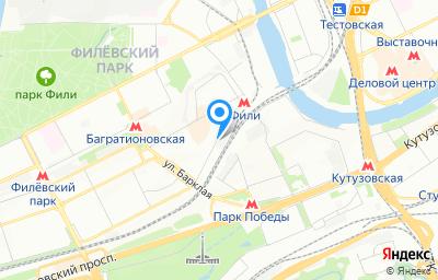 Местоположение на карте пункта техосмотра по адресу г Москва, проезд Промышленный, д 3Б